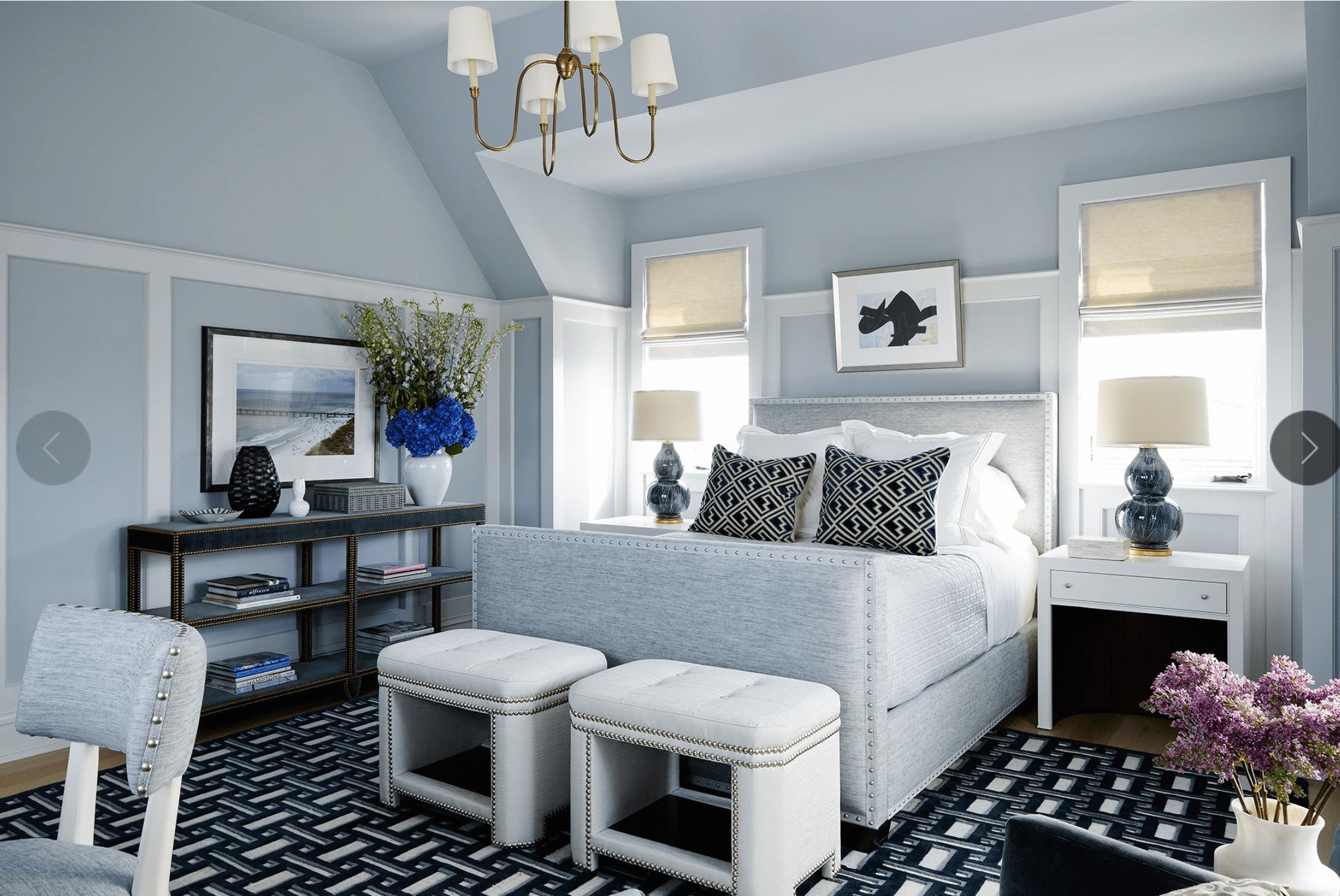james michael howard designed bedroom
