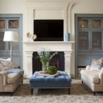Soothing Living Spaces