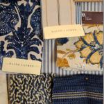 Textile Library, Suzanne Tucker, Ralph Lauren & Jane Shelton