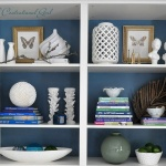 Bookcase Styling Ideas for the Transitional Home