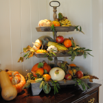 Berries and Branches Home Tour Fall Decorating Ideas