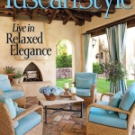 Tuscan Style….they came, they styled…they photographed….