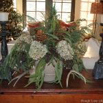Using Indigenous Organic Materials to Enhance your Home for the Holidays
