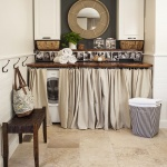 Ten Stylish Laundry Rooms You Can Copy