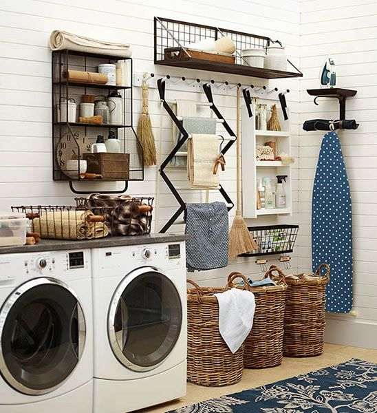 Styling And Storage Ideas That Will Make You Want To Do Laundry Cindy Hattersley Design