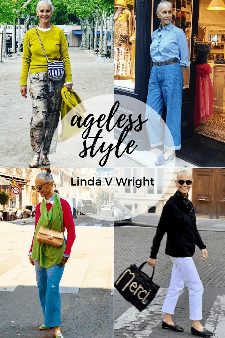 Ageless Style-Linda V Wright