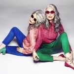 Friday Fun Stuff, Rocking Gray Hair & Makeup Tips for Mature Women