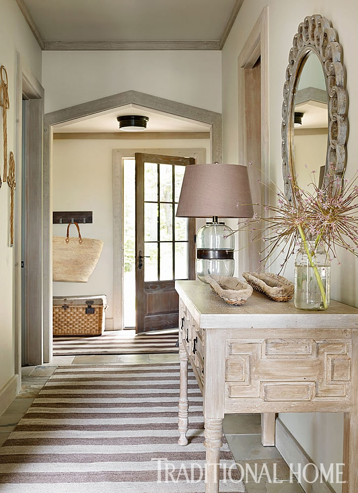 A study in neutrals beth webb in traditional home and for Home designers atlanta