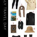 How to Rock an Over 50 Travel Wardrobe-Italy the First 5 Days