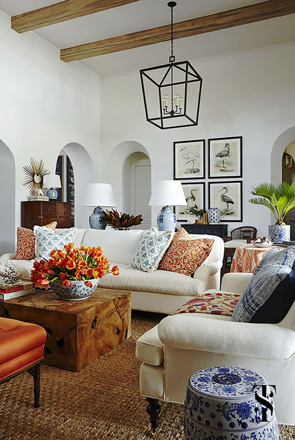 Summer Thornton Naples Project featured on Cindy Hattersley Design