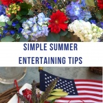 Project Design-Simple Summer Entertaining Tips