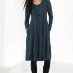 Over 50 Fall Fashion featuring the Cloud Dress