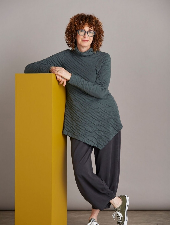 Ageless Style-Lisa Bayne from Artful Home