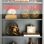 Project Design-Easy Steps to Style Your Shelves