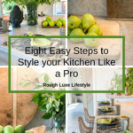 Eight Easy Steps to Style Your Kitchen Like a Pro