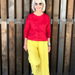 Fashion Over 50-Linen by Camelliatune