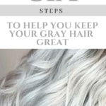 Friday Fun Stuff Tips for Going Gray