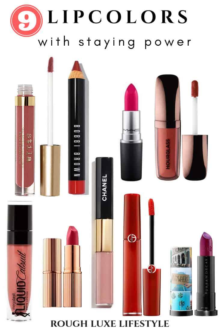lipstick and lipcare for mature women