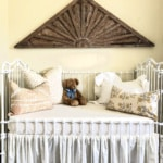 Five Ways to make a Guest Room Baby Friendly