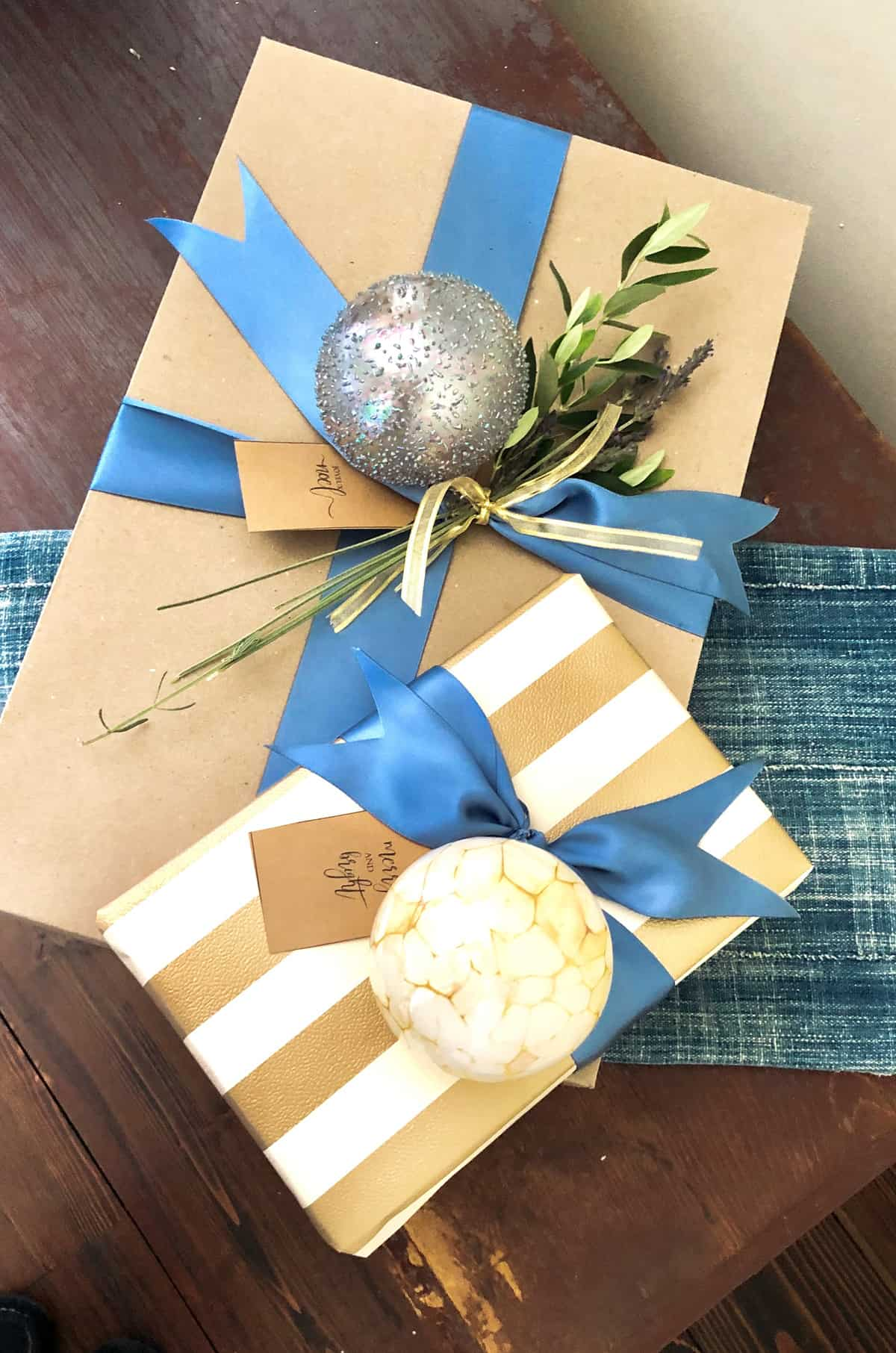 creative ways to use christmas ornaments all year long