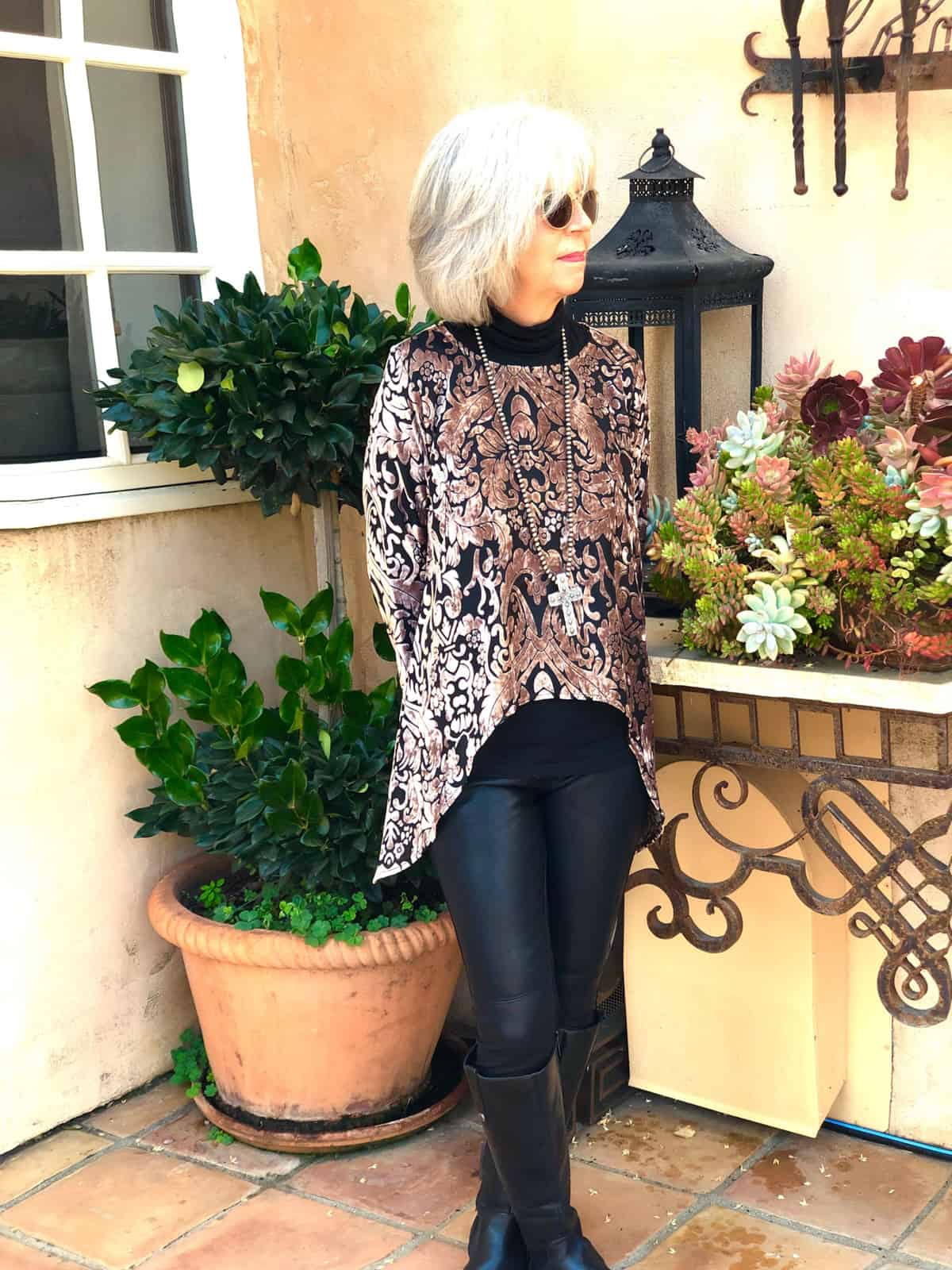 over 50 fashion lisa bayne artful home