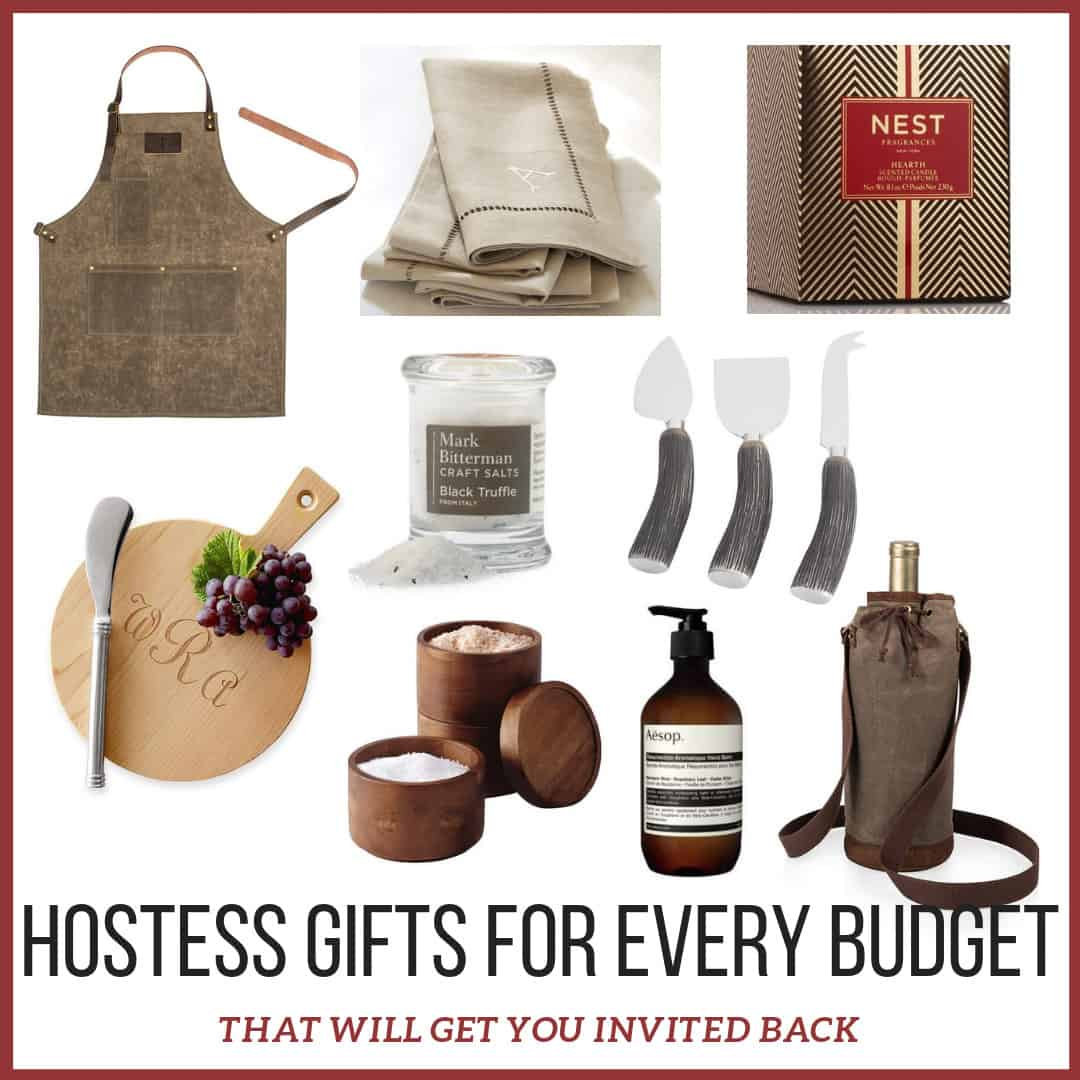 hostess gifts that will get you invited back