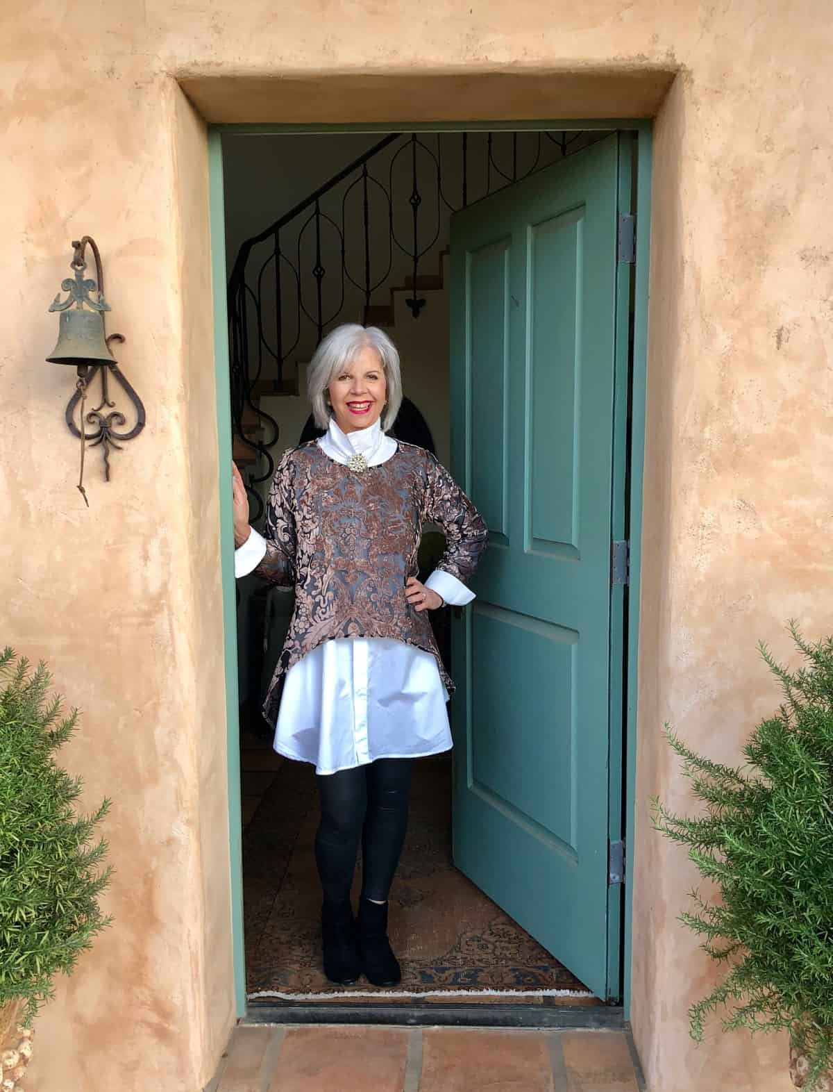 over 50 holiday fashion