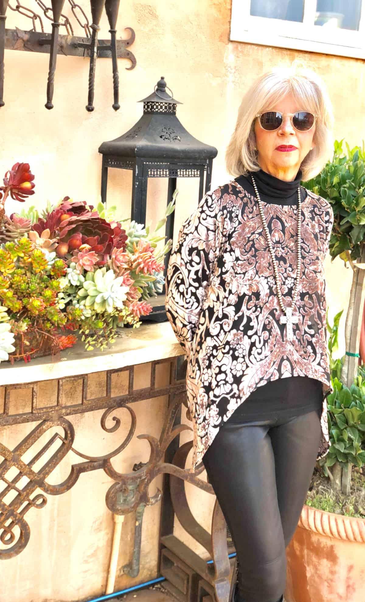 over 50 holiday fashion lisa bayne artful home