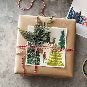 20 clever gift wrap ideas using simple brown paper