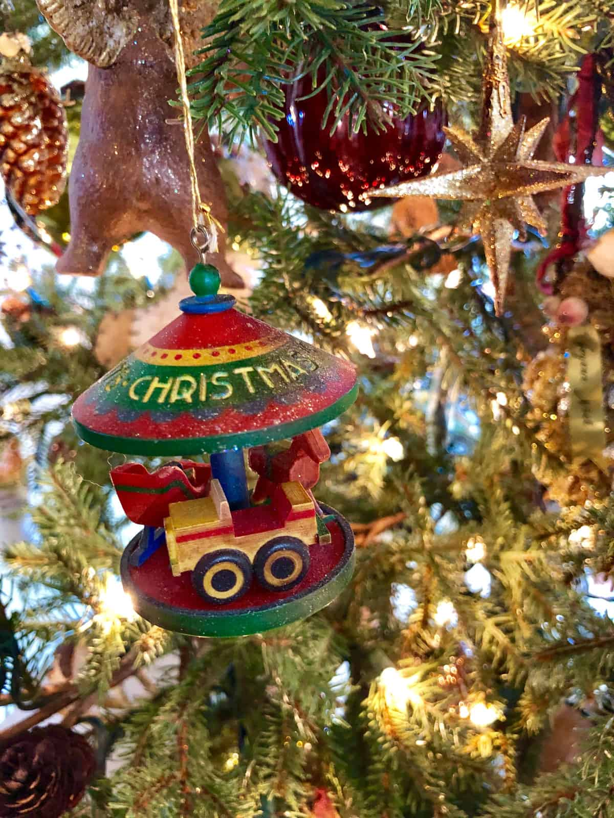 1978 hallmark christmas ornament