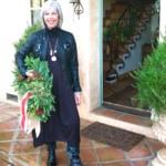 Farmhouse Christmas Table and the Kati Dress