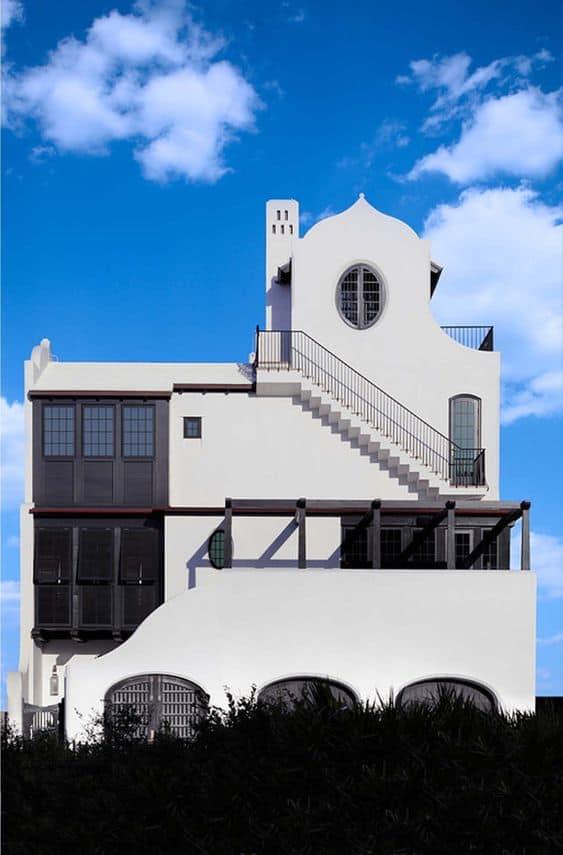 beach house at Alys Beach