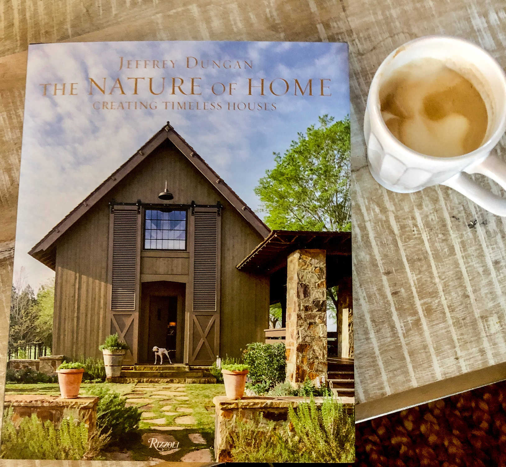 currently obsessed the nature of home