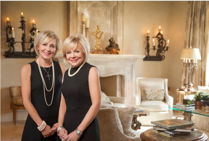 sisters mona and talena ageless style