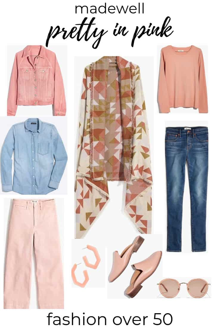 Pretty in Pink Finds at Madewell