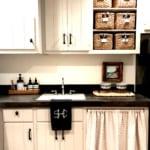 Eight Inexpensive Ways I Updated my Laundry Room