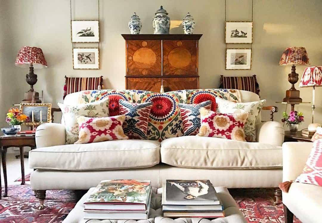 carlos sanches garcia living room