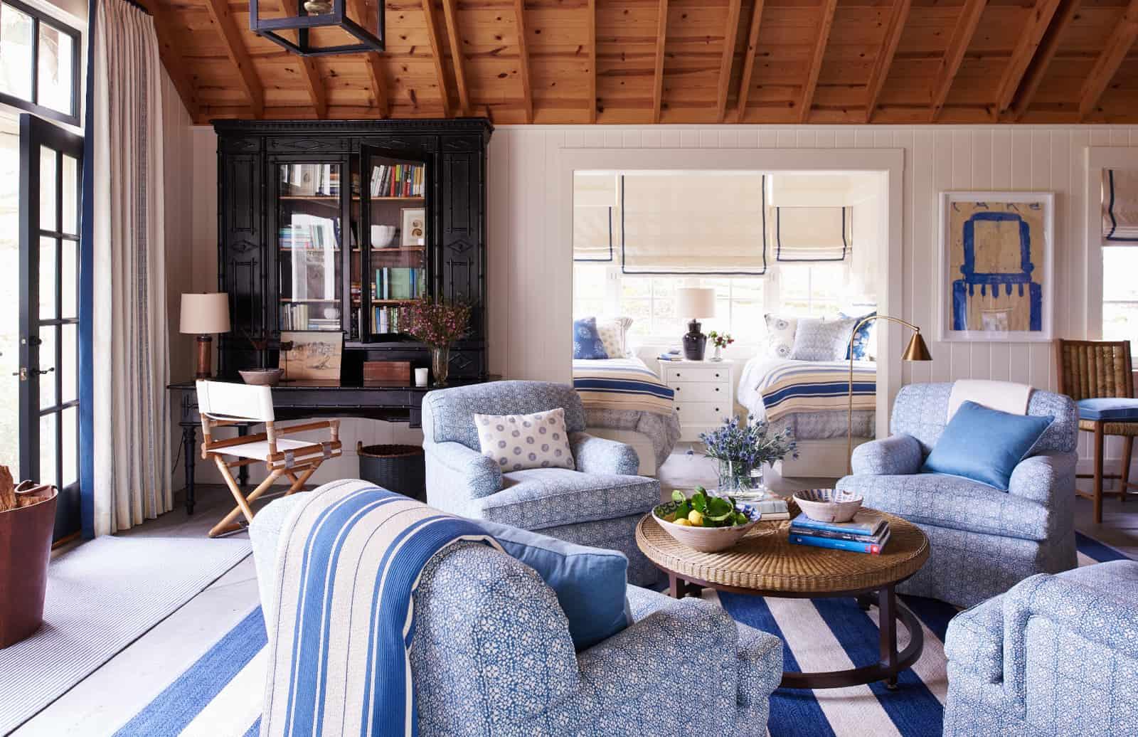 mark sikes marin living room