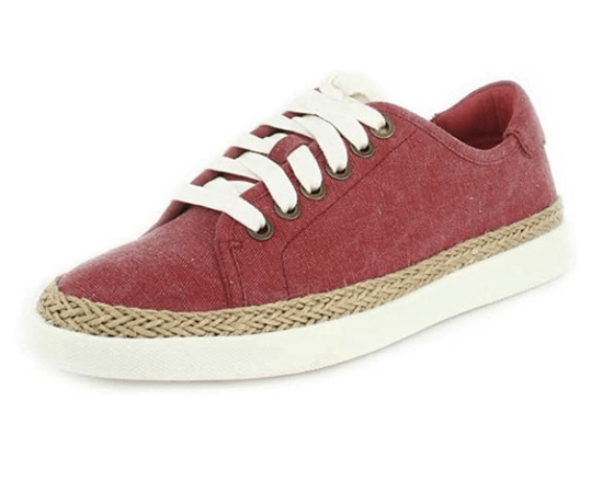 Vionic Sunny Hattie Lace Up with Concealed Orthotic Support