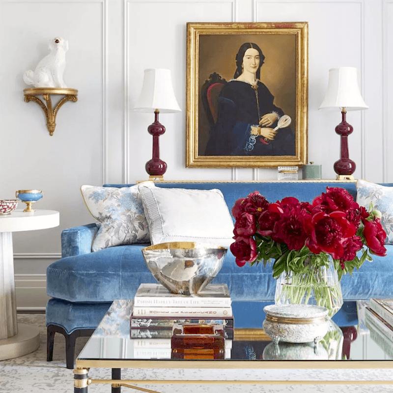summer thornton living room