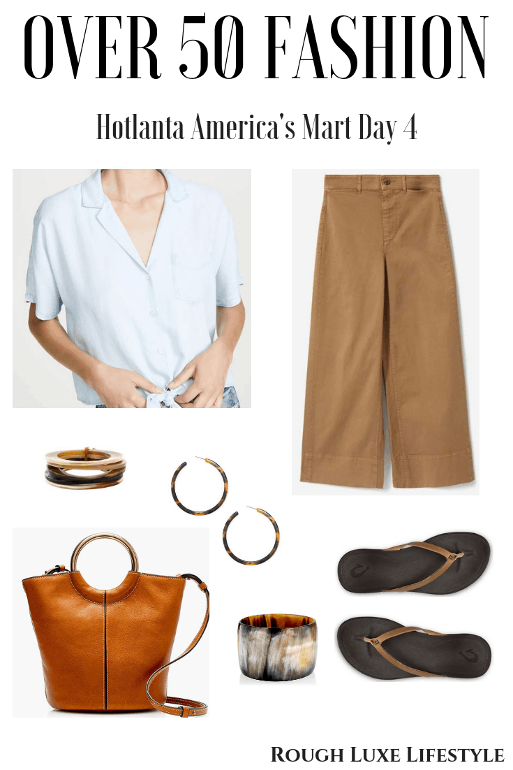 What I wore Day 5