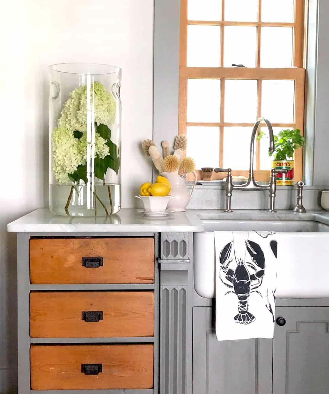 urban cottage collected kitchen