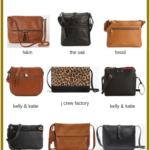 In search of the perfect crossbody bag