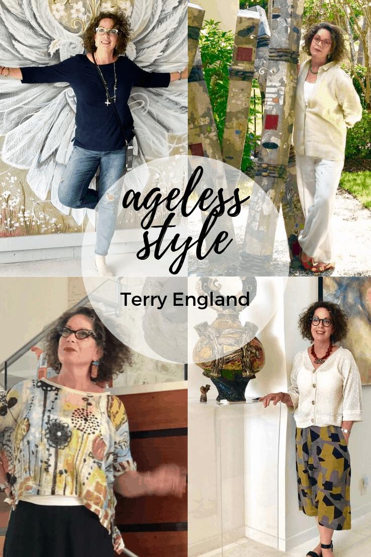 ageless style terry englund