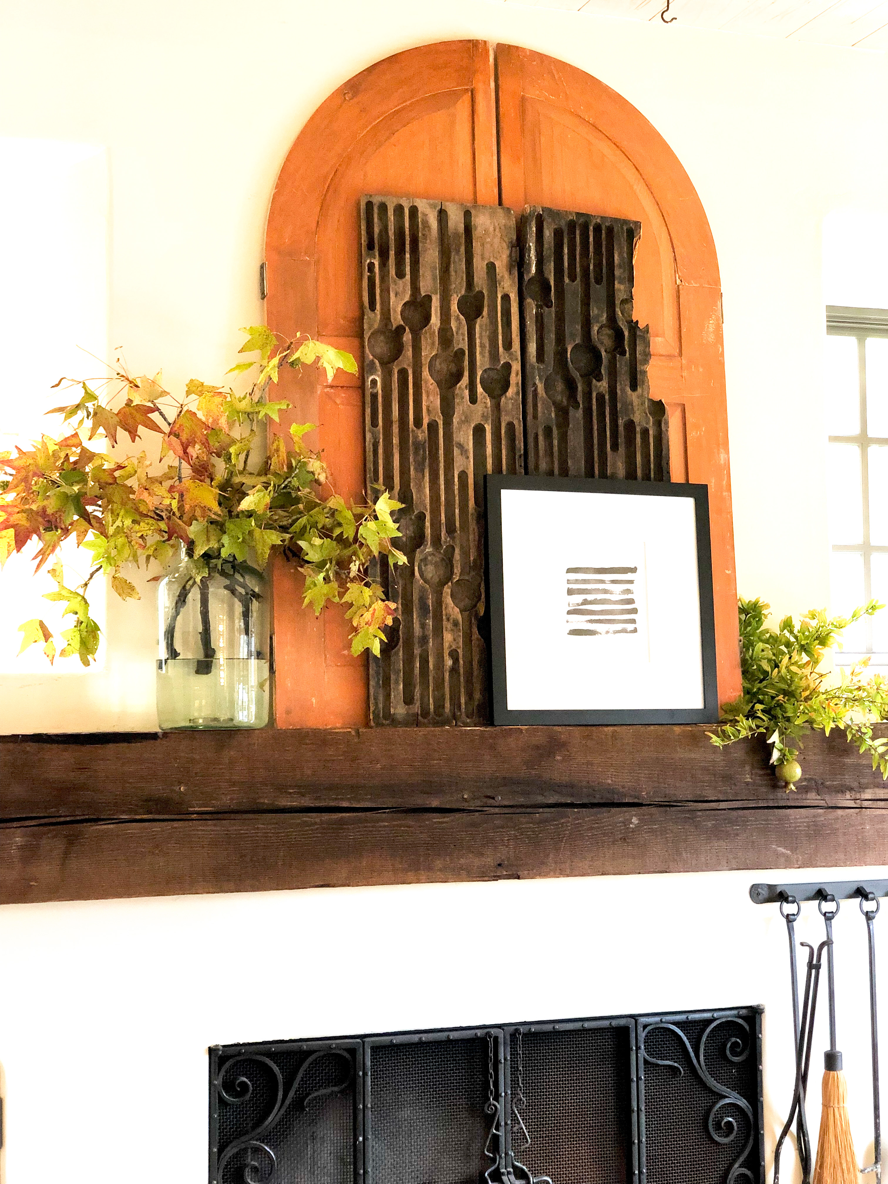 Collected fall Mantle