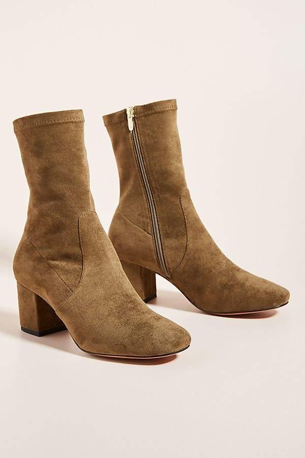 silent d careful stretch boots