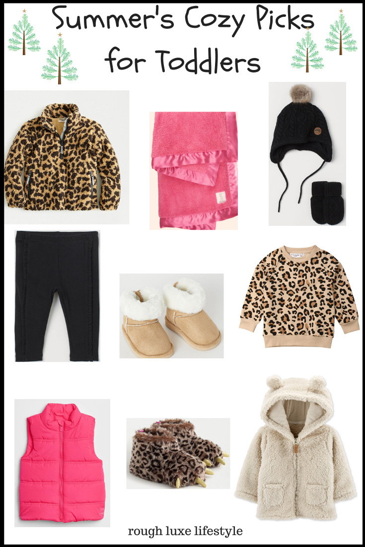 cozy gift guide pics for toddlers