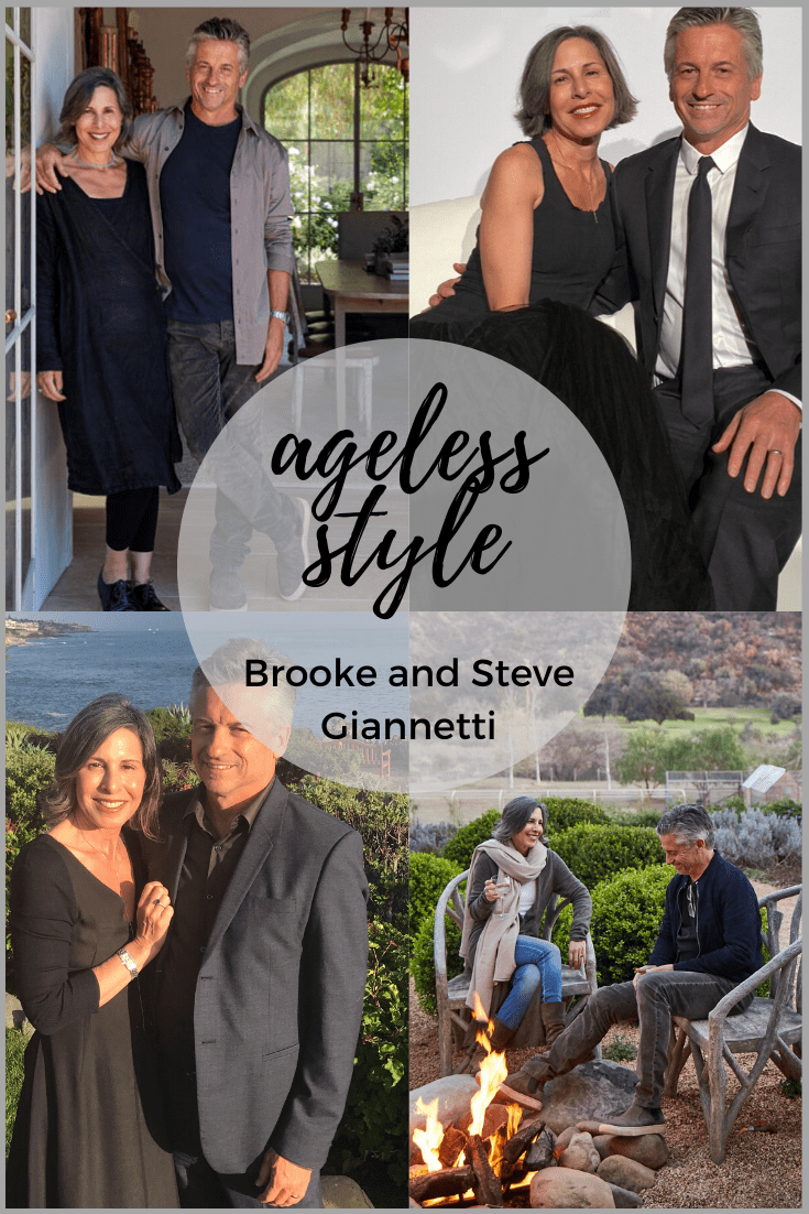 ageless style steve and brooke giannetti