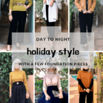 How to Translate your Holiday Look from Day to Night