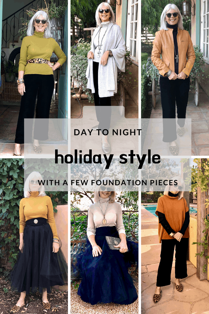 How to translate your holiday style from day to night